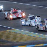 'Bocata' de LMP1 al Rebellion #12 y el Nissan ZEOD RC