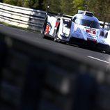 Preciosa toma del Audi #3 en la QF2 de Le Mans