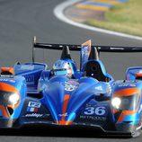 Las 24h de Le Mans reciben de nuevo a Alpine