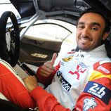 Abdulaziz Turki AlFaisal en el Ferrari #66
