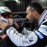 Khalid Al Qubaisi se prepara para las 24 horas
