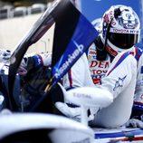 Cambio de piloto en el Toyota #8 en Le Mans