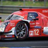 El Rebellion #12 tuvo muchos problemas en Le Mans