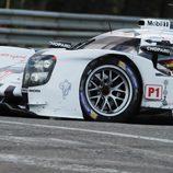 Primeros kilómetros para el Porsche #20 en Le Mans