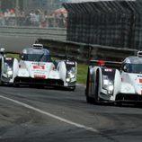 Primer relevo de guerra entre Audi y Toyota en Francia