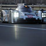 Primeros retazos de oscuridad sobre el Porsche #20