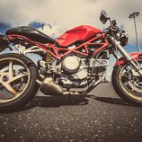 Ducati S2R perfil