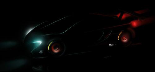 Teaser nuevo McLaren 650S GT3