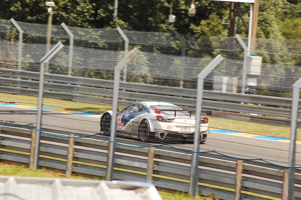 Triunfadores e Le Mans