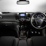 Ford Fiesta - Tablero de abordo
