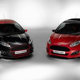 Ford Fiesta - Red&Black Edition