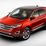Ford Edge 2014 - 3/4 Frontal izquierdo Titanium