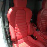 Prueba: Alfa Romeo 4C - Asientos deportivos