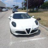 Prueba: Alfa Romeo 4C - Imponente frontal