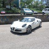 Prueba: Alfa Romeo 4C - Sencillamente, impresionante