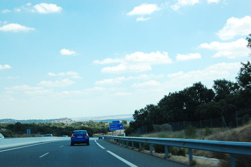 Carretera y a disfrutar