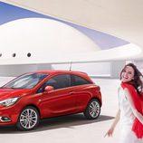 Opel Corsa 2015 - Será admirado