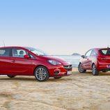 Opel Corsa 2015 - ¿tres o cinco puertas?