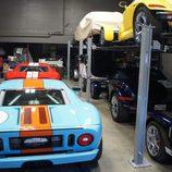 Garage de ensueño en Canada