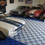 Parte de la colección Mustang