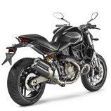 Trasera Ducati Monster 821