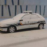 Peugeot 306 Policía Nacional