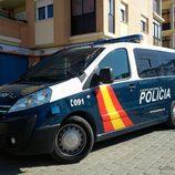 Citroën Jumpy Policía Nacional