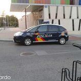 Citroën C4 Picasso Policia Nacional - Lateral