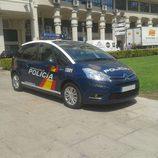 Citroën C4 Picasso Policia Nacional - Frontal