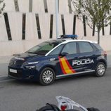 Nuevo Citroën C4 Picasso Policia Nacional - Primeras unidades