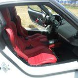 Alfa 4c - Interior