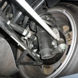 Alfa 4c - suspensión trasera