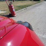 Alfa 4c - Rosso pilotos delanteros