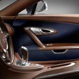 Bugatti Veyron Ettore Bugatti - interior