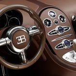 Bugatti Veyron Ettore Bugatti - salpicadero