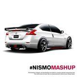 Nissan MASHUP Renders - 370Z/Sentra zaga