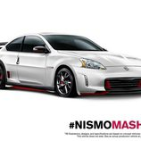 Nissan MASHUP Renders - 370Z/Sentra