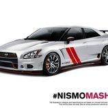 Nissan MASHUP Renders - GTR/Maxima