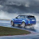 Range Rover Sport SVR - trasera en pista