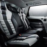 Range Rover Sport SVR - asientos traseros