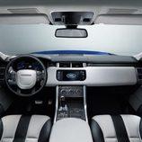 Range Rover Sport SVR - Habiátculo