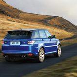 Range Rover Sport SVR - trasera