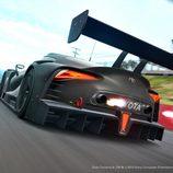 Toyota FT-1 Vision GT Race Concept - alerón