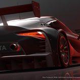 Toyota FT-1 Vision GT Race Concept - tres cuartos trasero