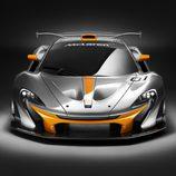 McLaren P1 GTR - frontal