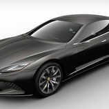 Lotus Eterne concept - Black body