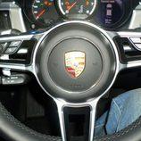 Prueba Porsche Macan Turbo - Volante