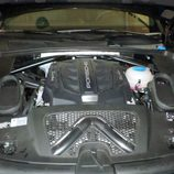 Prueba Porsche Macan Turbo - Vano motor