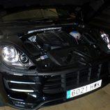 Prueba Porsche Macan Turbo - Motor
