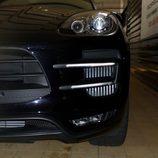 Prueba del Porsche Macan Turbo - Luces diurnas